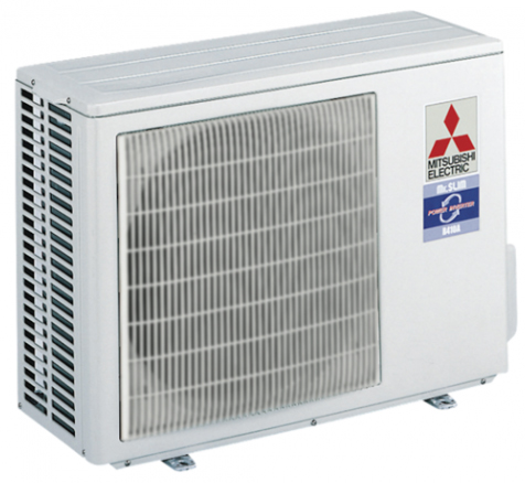 картинка Mitsubishi Electric PUHZ-ZRP35VKA Deluxe Power Mr.Slim (220 В) от магазина Царь климат