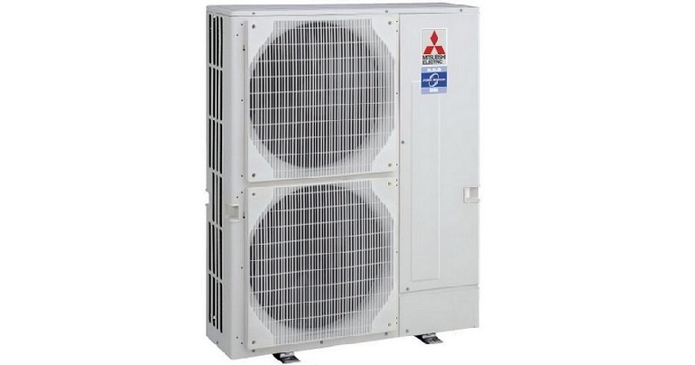 картинка Mitsubishi Electric PUHZ-ZRP140VKA Deluxe Power Mr.Slim (220 В) от магазина Царь климат